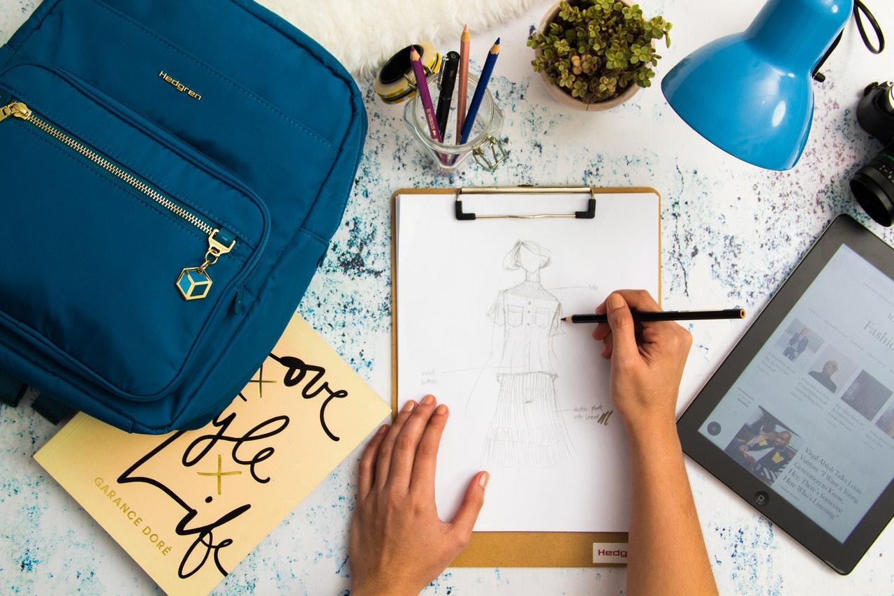 jak projektować ubrania