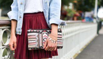 jak ubrać się tanio i modnie