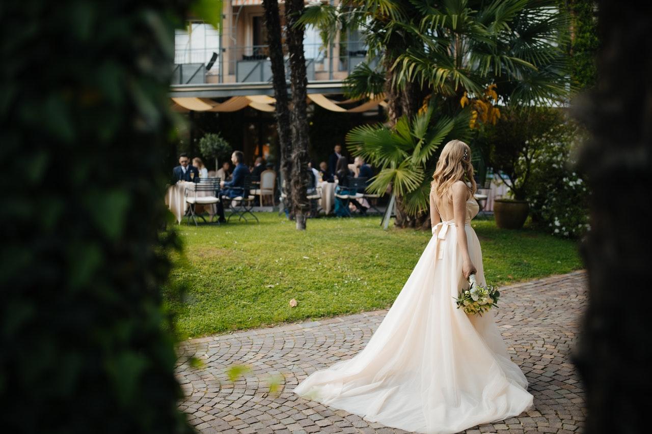 Obleka za poroko - kako izbrati?
