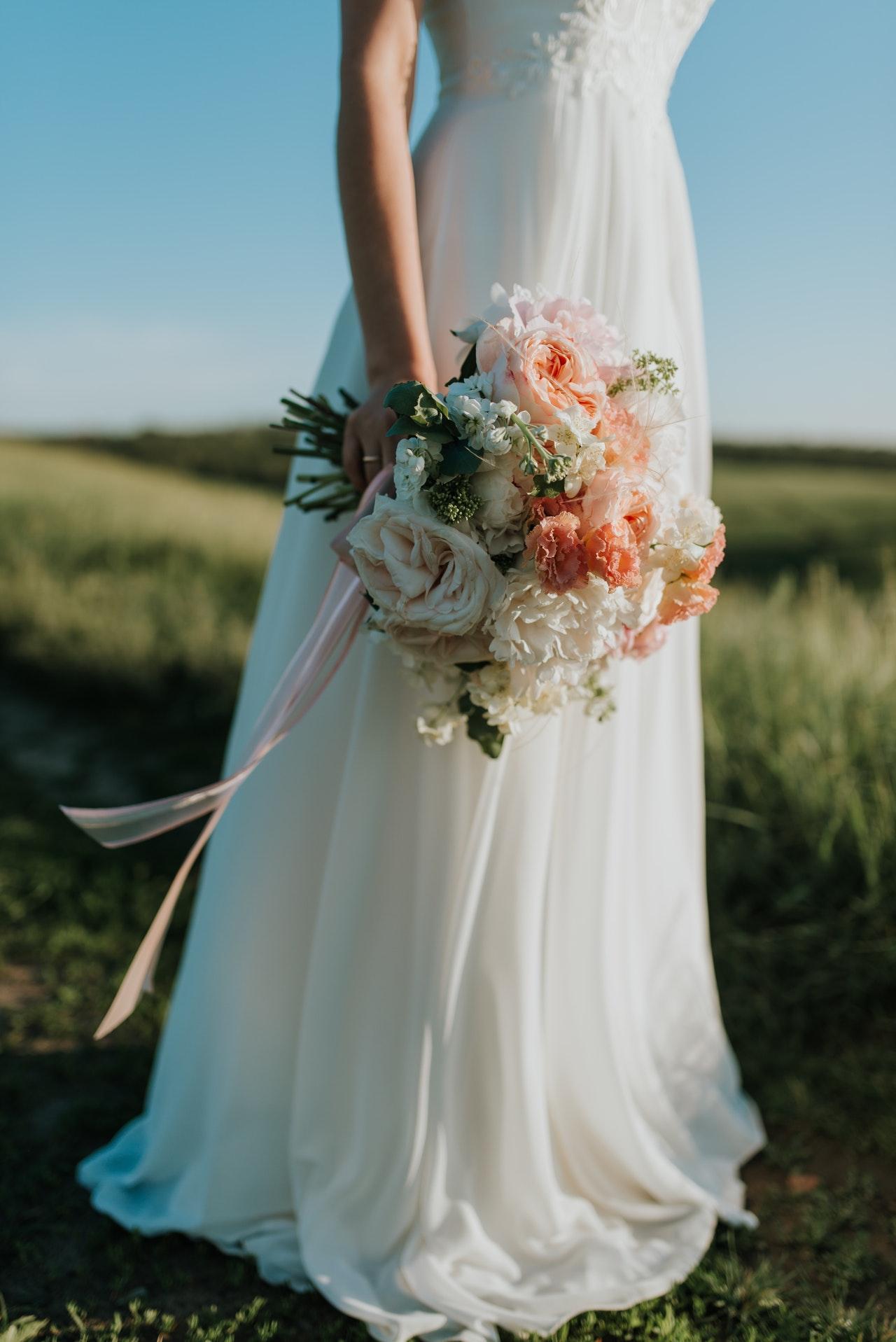 svadobné šaty - módne návrhy