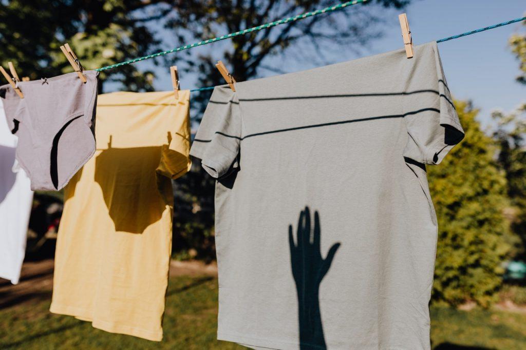 Jak prać skarpetki